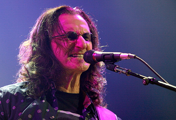 Geddy Lee - Rush In Concert