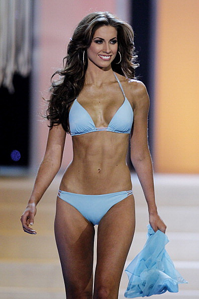 Miss Alabama USA Katherine Webb (Must be sooooo hungry)