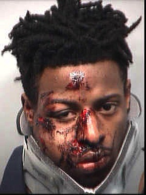 Frank Nance - Allegedly shot an officer in Atlanta.