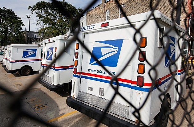 USPS Trucks will not be moving on Saturday starting August 1