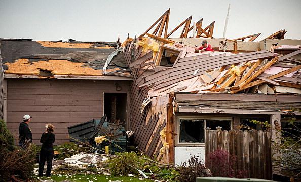 Major Tornado Outbreak In Midwest Leaves Trail Of Damage