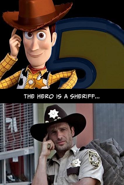 Zombie Story Sheriff