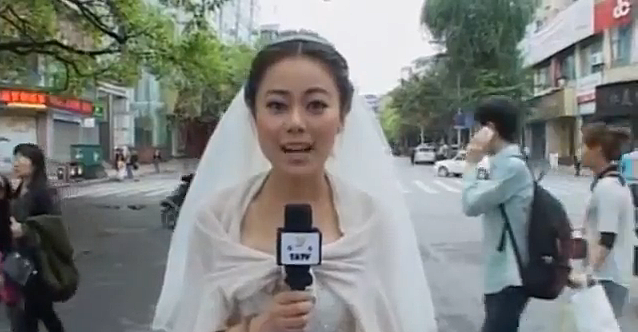 Reporter Bride