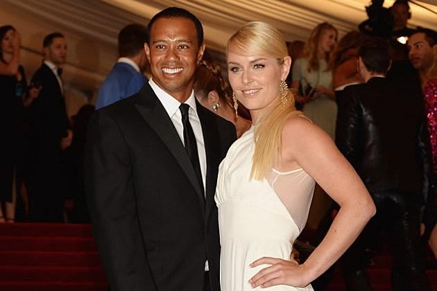 Tiger Woods Lindsey