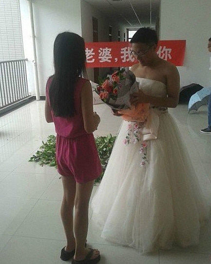 manweddingdress