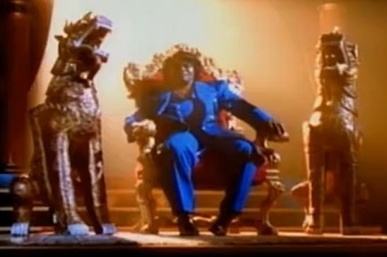 James Brown MC Hammer