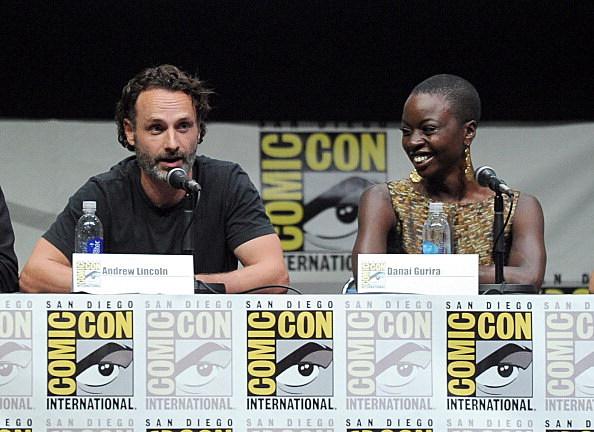 "AMC's ""The Walking Dead"" Panel - Comic-Con International 2013"