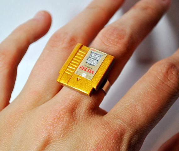 Zelda Rings