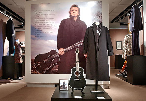 Johnny Cash Memorabilia
