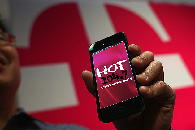 Hot 104.7 Mobile