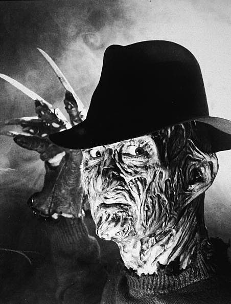 Freddy Krueger From 'A Nightmare On Elm Street'