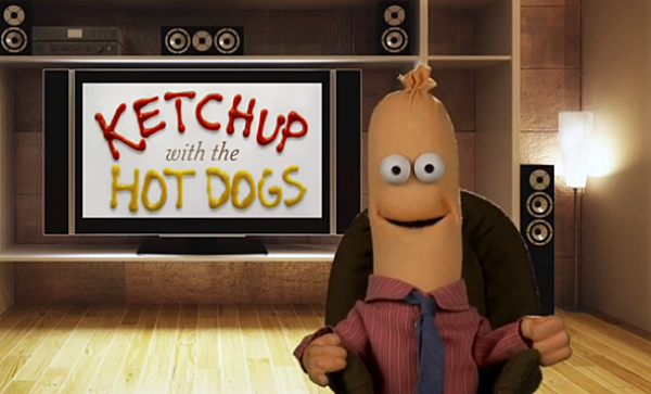 Katchup With The Hot Dogs