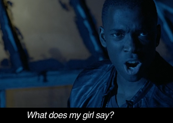What Does My Girl Say