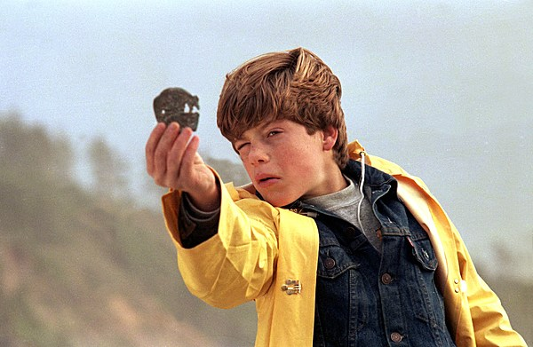 Skull Key from 'Goonies' Discovered by Mikey