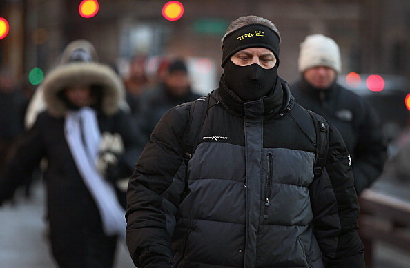Cold Snap Brings Sub Zero Weather