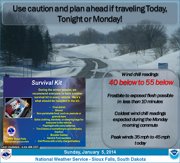 NWS Weather Story 010514