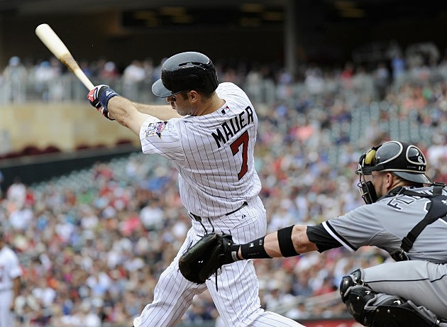 Joe Mauer - Chicago White Sox v Minnesota Twins