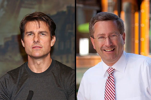 Tom Cruise - Mike Huether