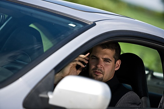 Driving Talking on Phone