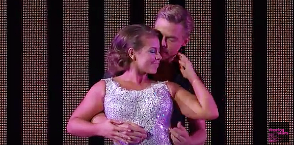 Dancing with the Stars via YouTube