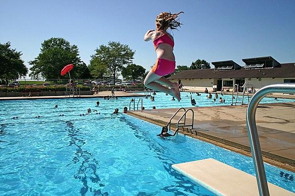 Sioux Falls Pools Open Next Week