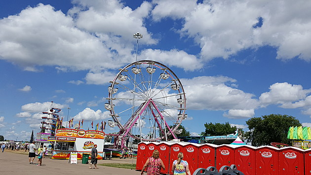 Sioux Empire Ferris Wheel Fair 2016