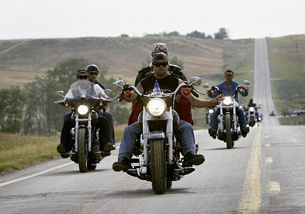 Sturgis Rally Draws Bikers To South Dakota