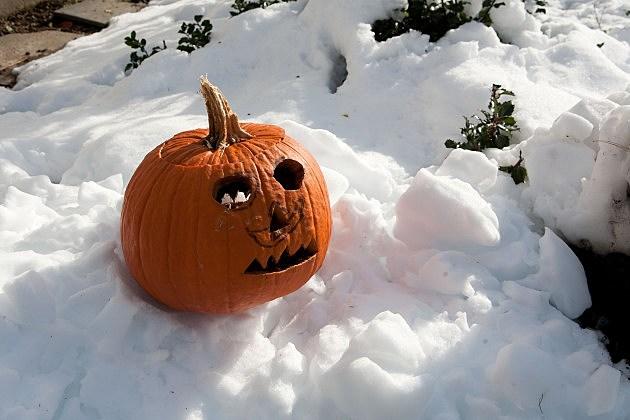 October Snowstorm