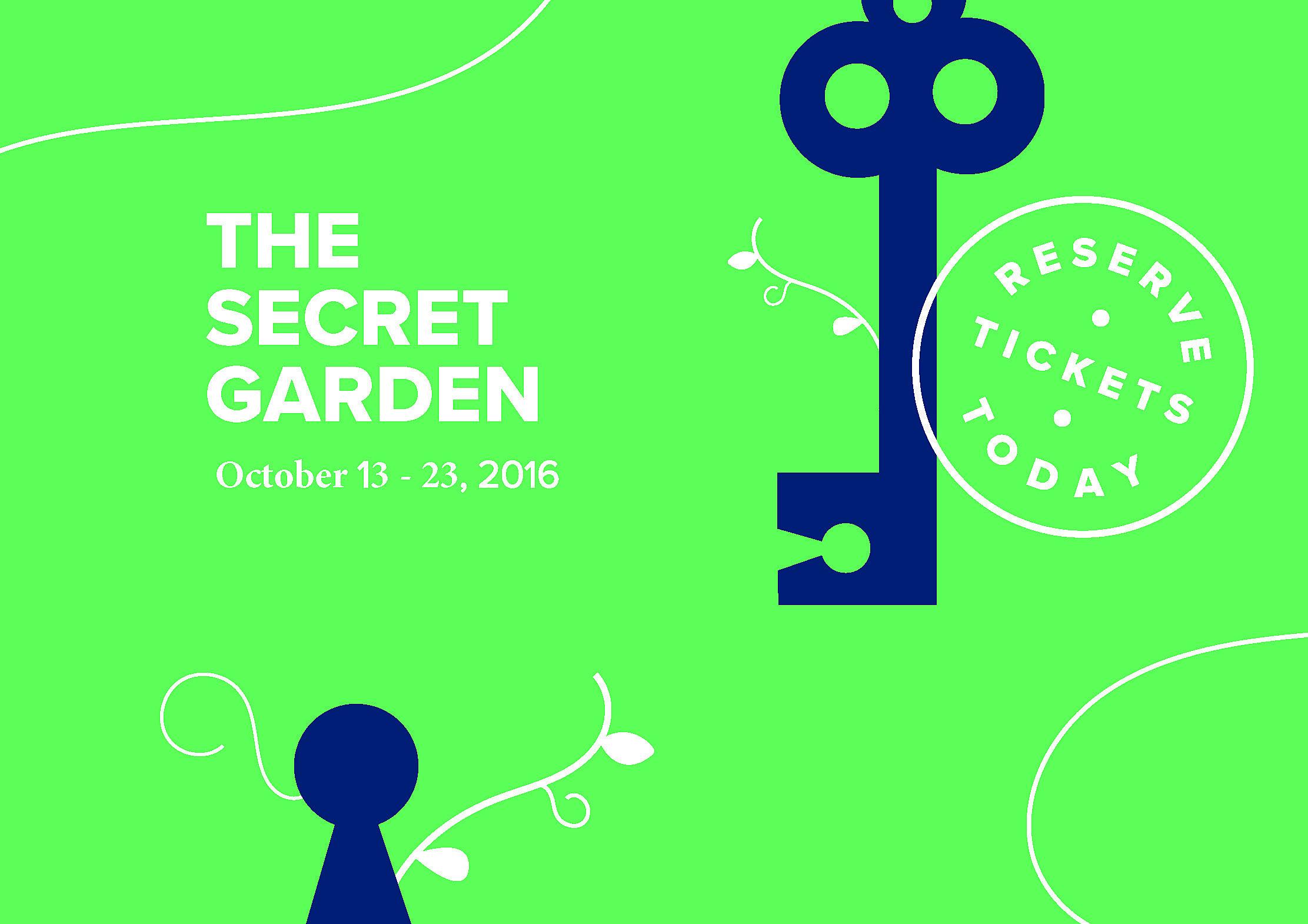 The Secret Garden At The Sioux Empire Community Theatre