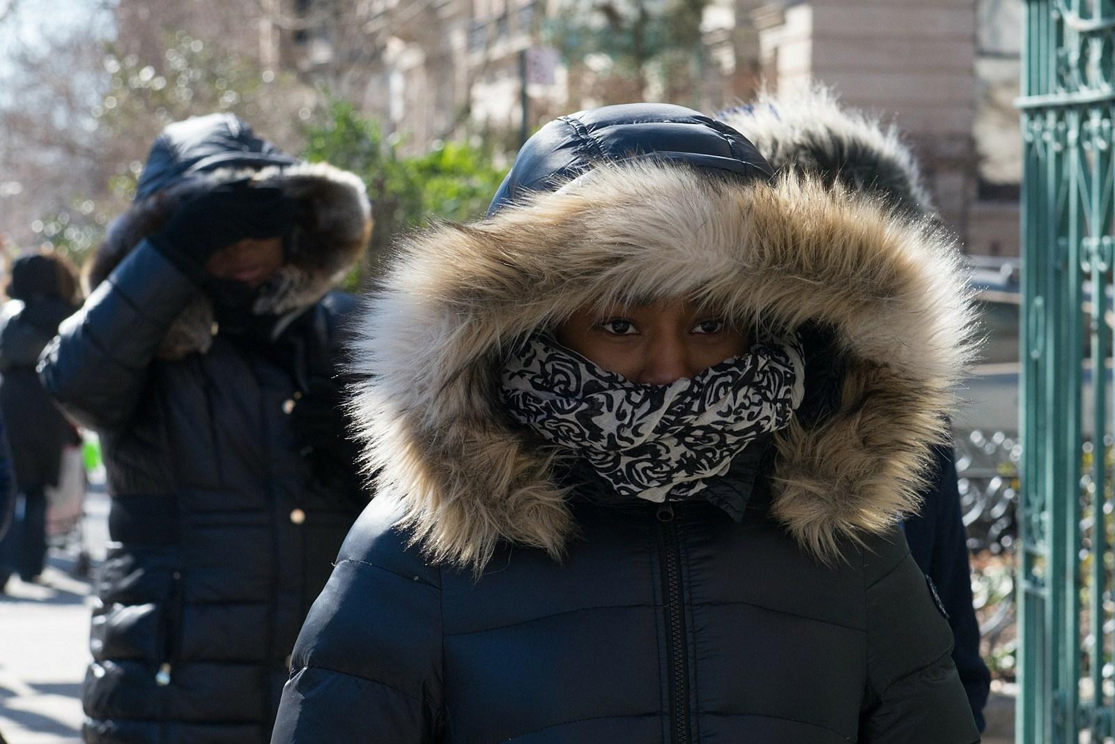 Sub-Zero Cold