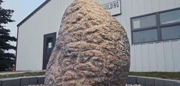 Found: Bonus - Carved Stone in South Dakota | History 2