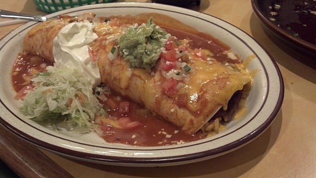 Azteca Family Mexican Restaurant Colin C via Yelp