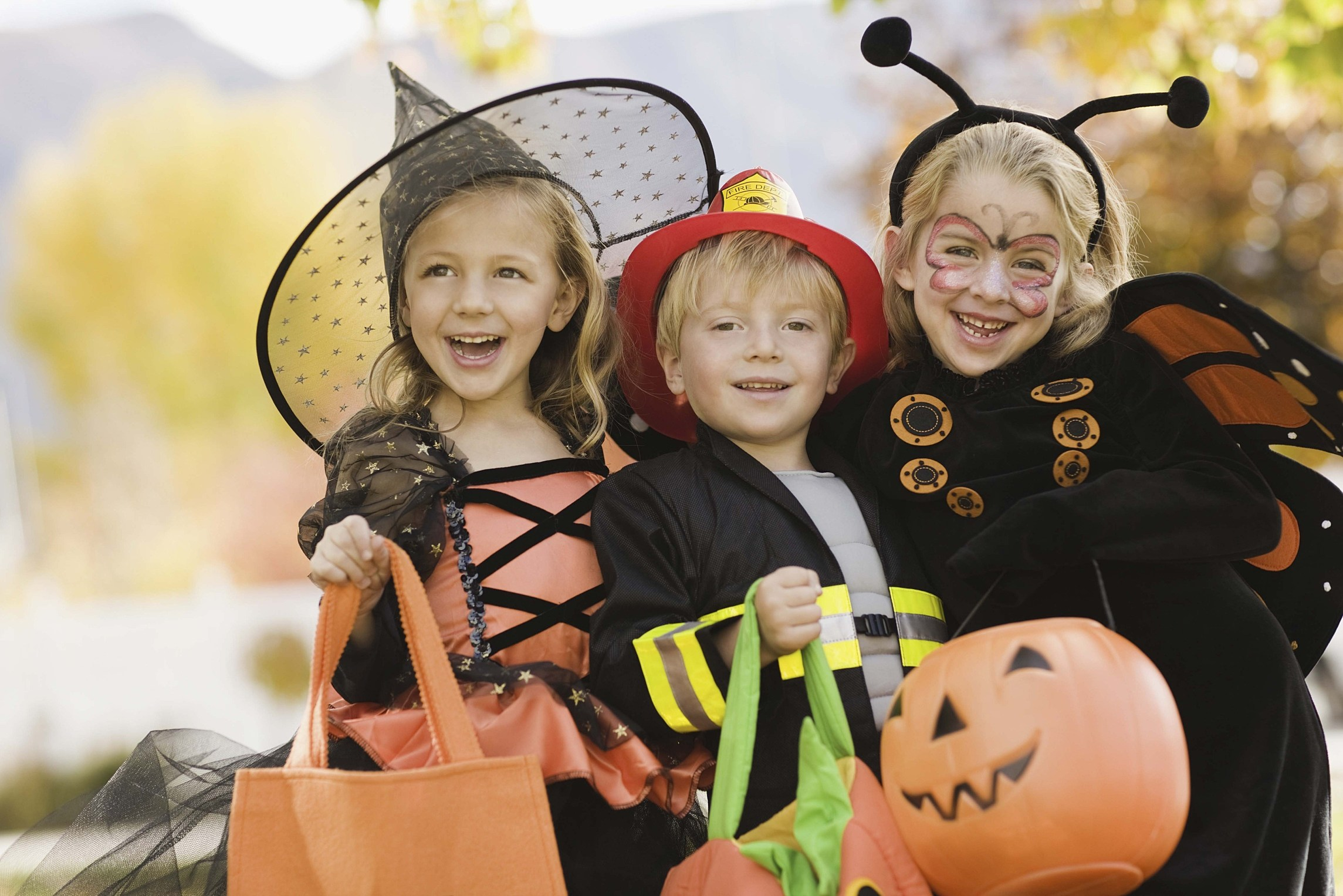 best south dakota town for trick or treating