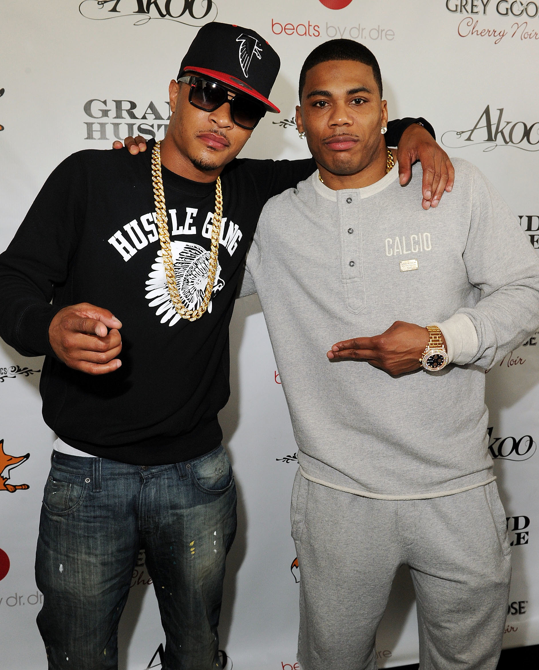 Nelly Ti Teaming Up For The Show In Minnesota