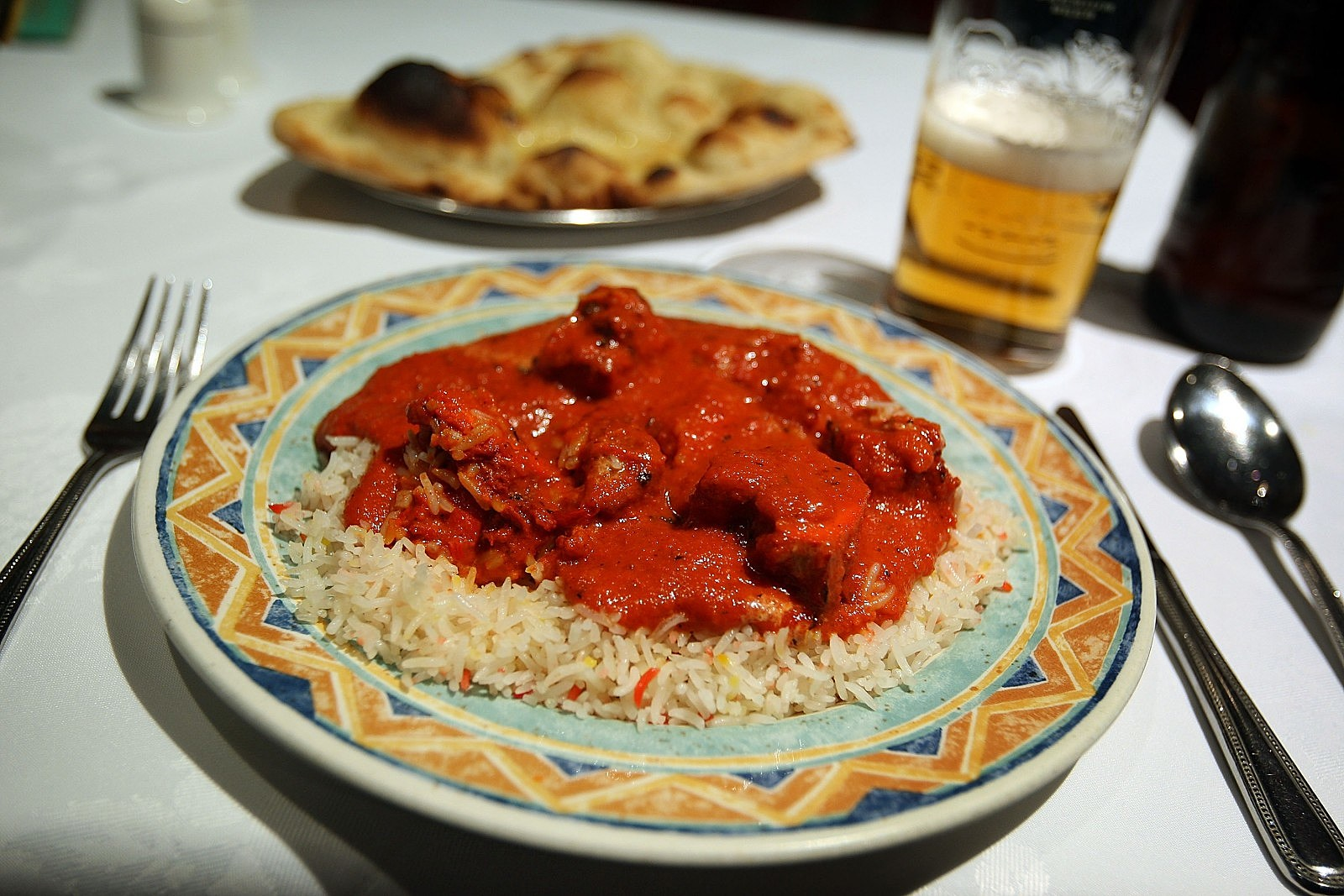 Crisis In Curry Industry Over Home Office Restrictions