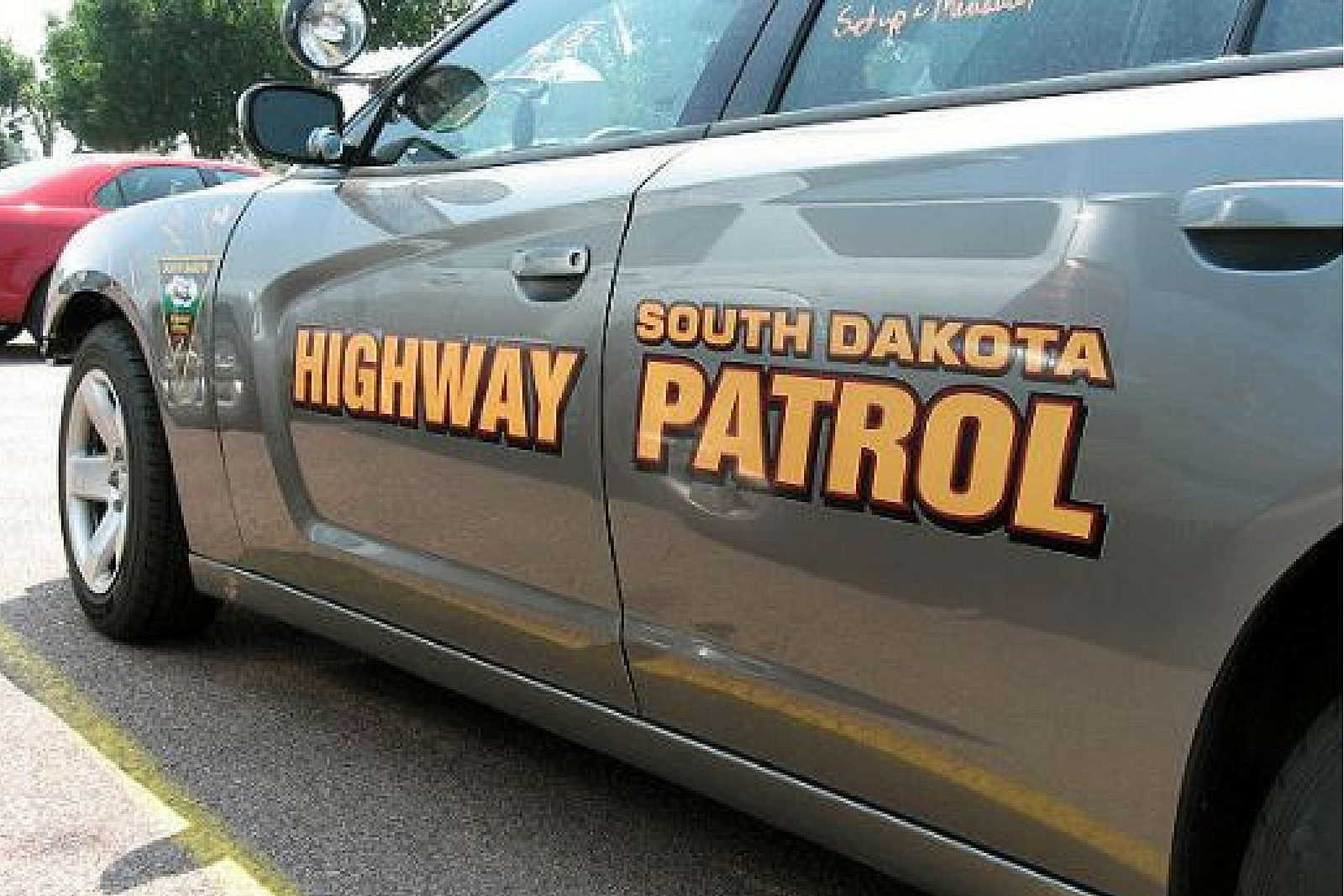 South Dakota Highway Patrol Car